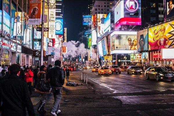 Viajes en grupo a Nueva York