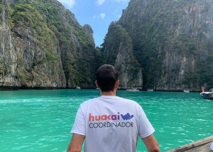 Coordinador de viaje en Tailandia